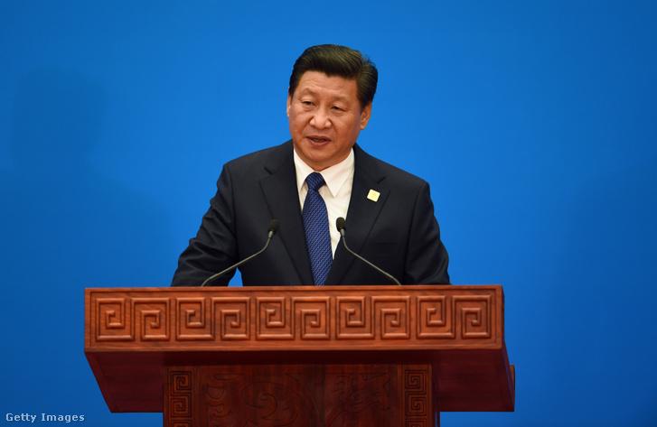 Hszi Csin-ping, Kína elnöke