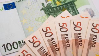 56 ezer eurót szívott fel rablás közben egy román férfi