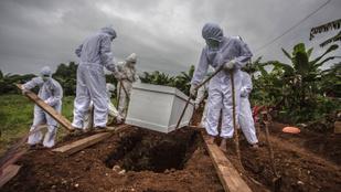 Már több mint százmillióan elkapták a koronavírust a világon