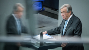 Az ENSZ-főtitkár a neonácizmus visszaszorítására szólított fel a Holokauszt emléknapján