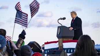 A republikánus szenátorok többsége ellenzi a Donald Trump elleni vádeljárás folytatását
