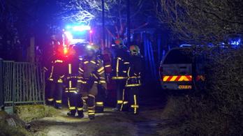Holtan találtak egy embert a Fóton kigyulladt házban