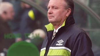 Elhunyt az angol futballbajnokság történetének első külföldi edzője