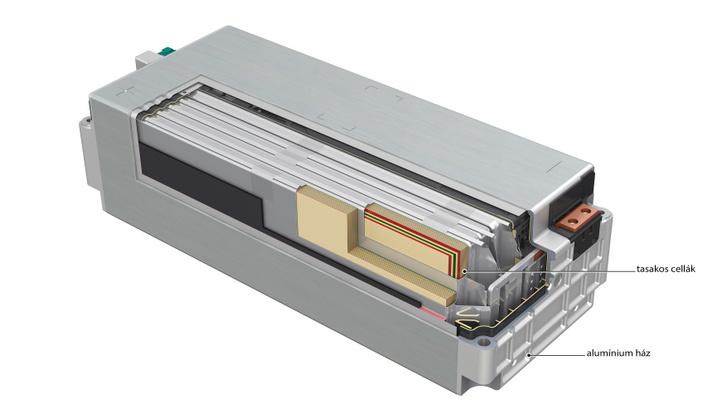 Felépítésében hasonló a szilárdtest akkumulátor a lítium-ionhoz. Csak nem kell bele fűtés-hűtés