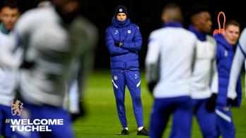 Lőw Zsolt és Thomas Tuchel már a Chelsea-vel edzettek - videó