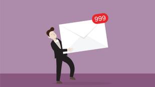 Felhalmozott e-mailek, fájlok. A digitális gyűjtögetők mely típusába tartozol?