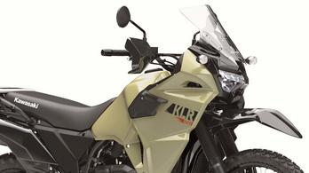 Visszatér a Kawasaki KLR 650