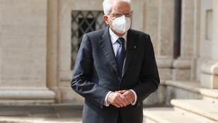 Az olasz államfő megkezdi a kormányválság megoldásáról szóló egyeztetést a pártokkal