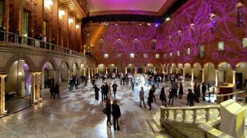 Oltóhely lesz a Nobel-bankett helyszíne