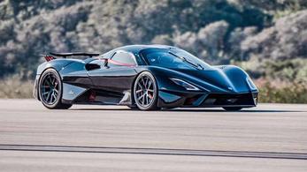 Mégis az SSC Tuatara a leggyorsabb sportkocsi a világon?