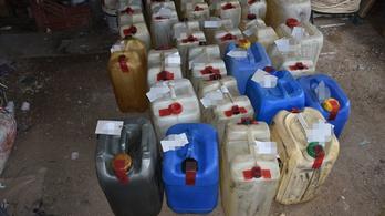 Üzemanyag helyett vizet vett literenként 200 forintért