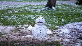 Feloszlatták a hóemberek tiltakozását Oroszországban