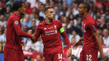Két sérült játékosa is visszatérhet a Liverpool keretébe