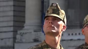Nem HM-ösztöndíjjal ment brit kiképzésre Orbán Gáspár
