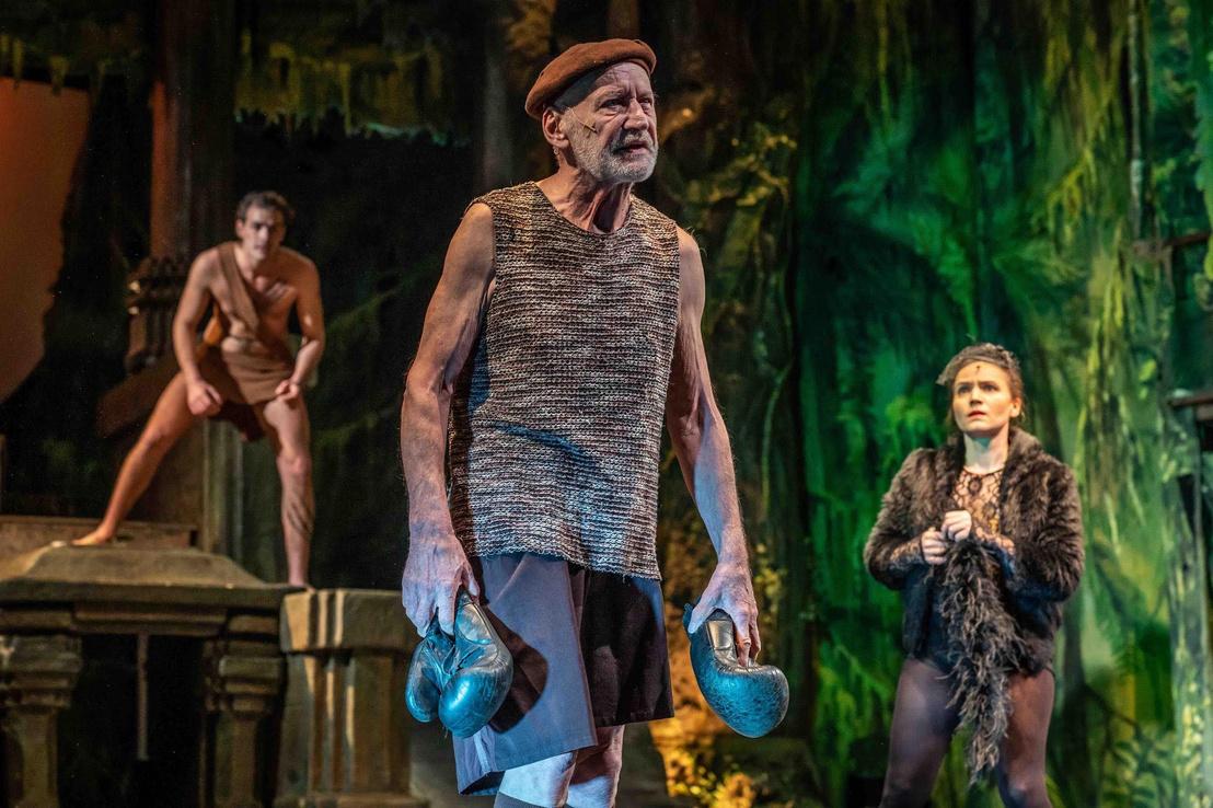 Reviczky Gábor A dzsungel könyve című színdarabban