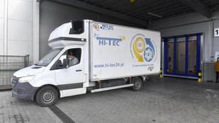 Megérkezett Magyarországra a vérplazmából készített koronavírus elleni gyógyszer