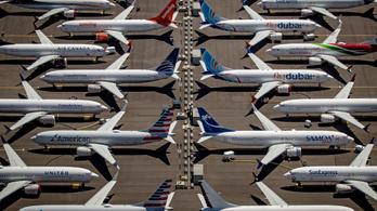 Egy kisebb ország éves GDP-jét bukta el Boeing tavaly