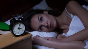 Így aludj vissza, ha folyton felébredsz az éjszaka közepén