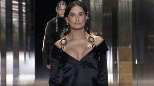 Demi Moore nyitotta meg a Fendi párizsi bemutatóját