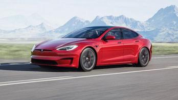 Repülőgépkormánnyal újul meg a Tesla Model S