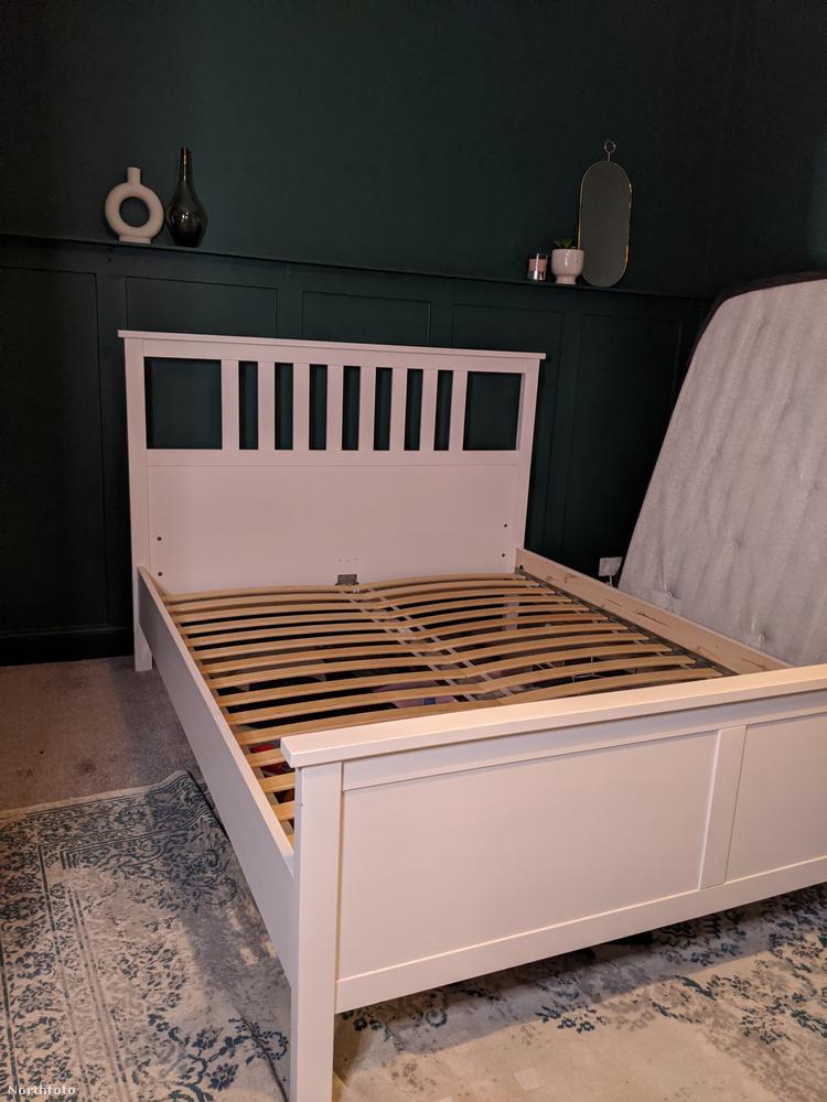 Ez volt az eredeti ágya, amelyet egy online kereskedőoldalon eladott