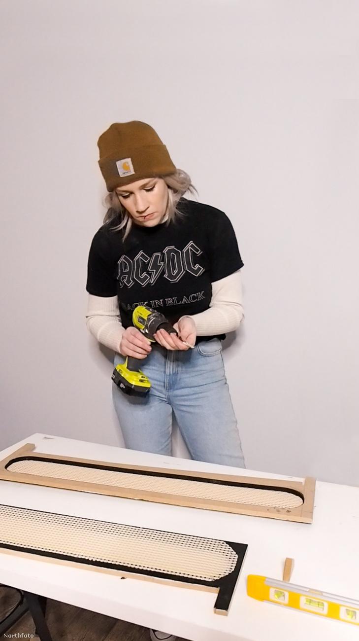 Szóval bár egyébként az interneten nem találtuk nyomát Susie Lachlan grafikusi munkásságának, de tényleg jó érzékkel és ügyesen újította fel az otthonát - az pedig szuper, hogy ehhez igyekezett minél több dolgot újrahasznosítani, akár a meglévő bútoraiból, akár mások már nem használt holmijaiból.