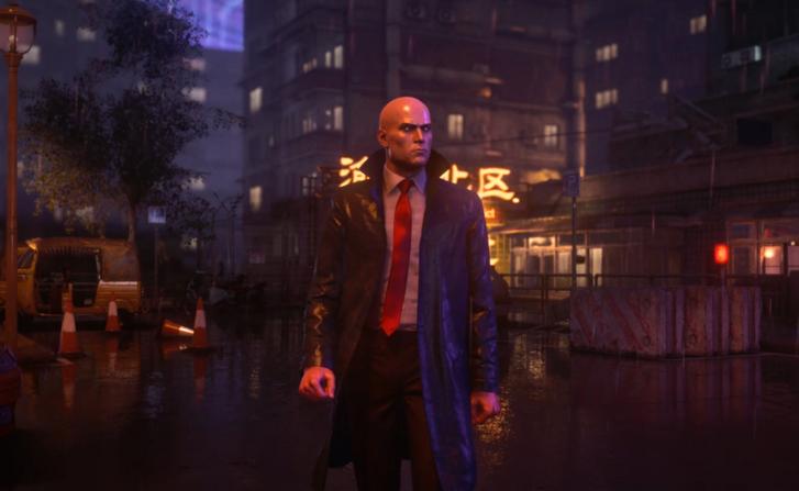Azért az a vörös nyakkendő most is elengedhetetlen kelléke a 47-es ügynöknek (Forrás: Io Interactive)