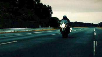 Gyári videón az új Hayabusa
