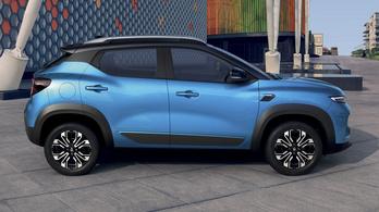 Kiger, az új, olcsó Renault terepjáró