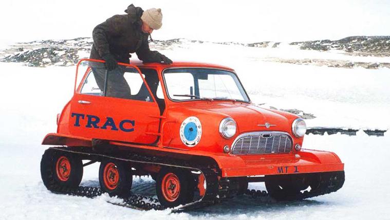 mini-trac