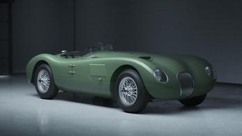 Hetven éves a Jaguar C-type, most készül néhány új