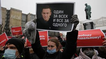 Nem megy sehova, Navalnij fogságban marad