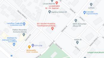 Kigyulladt egy lakás Zuglóban, meghalt egy középkorú férfi