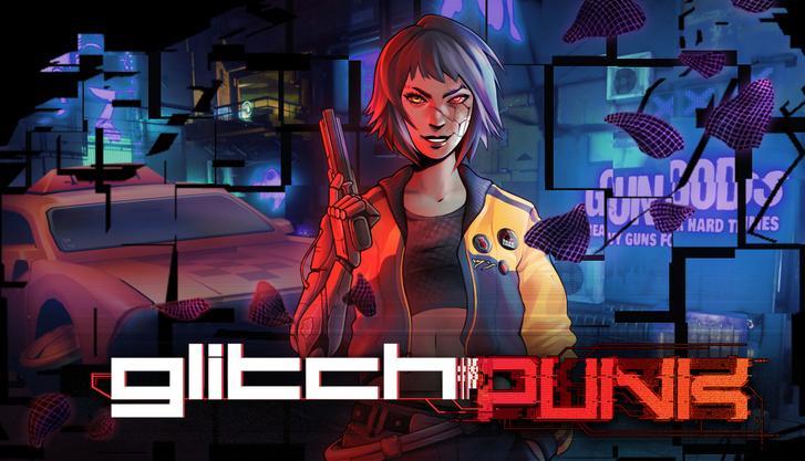 A Glitchpunk nemcsak trollkodik a Cyberpunk 2077 címével, hanem minden olyan játékelemet is beígért, amely a CD Projekt játékából hiányzott… (Forrás: Daedalic Entertainment-sajtóanyag)