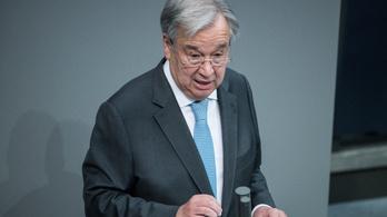 Zaklatással gyanúsítják az ENSZ egyik különmegbízottját