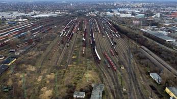 Meghibásodott váltó okozott fennakadást a Nyugati pályaudvaron