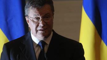 Hazaárulással gyanúsítják a volt ukrán elnököt