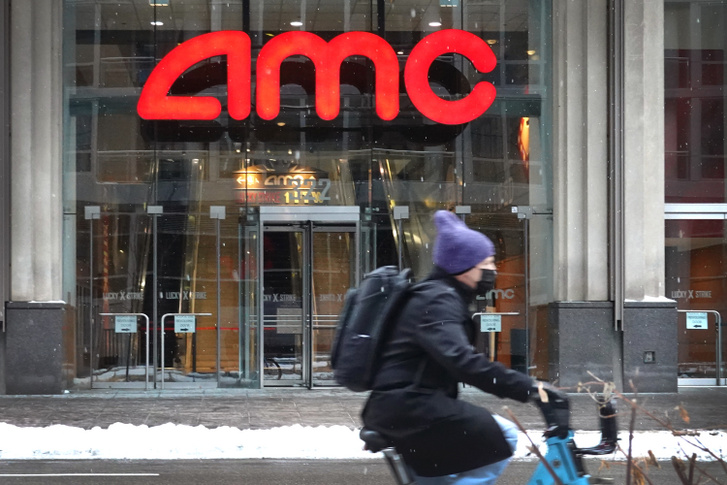 Az AMC Entertainment egyik mozija Chicagóban
