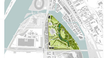 Fürjes: nagy közpark épül Észak-Csepelen