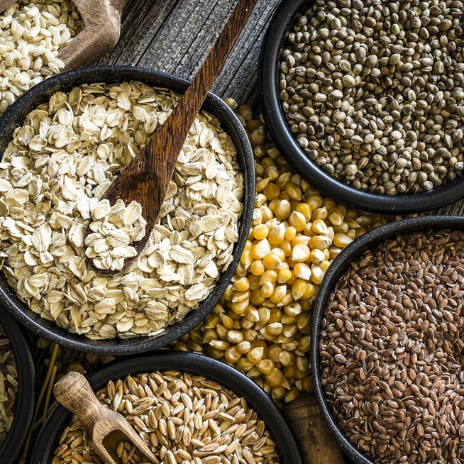 Miért egyél rostban gazdag ételeket? Nem csak az emésztésednek tesznek jót