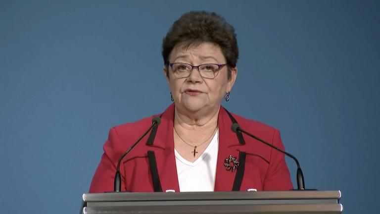 Müller Cecília bejelentette: megvan az engedély a Sinopharm kínai vakcinájára