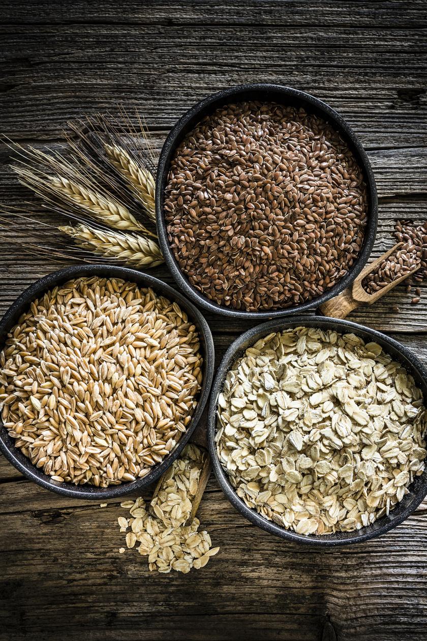 élelmi rostok álló ok