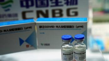 Reagált az orvosi kamara a kínai vakcina engedélyezésére