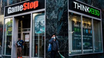 Piaci manipulációt sejtenek a GameStop-részvények körül kialakult botrányban