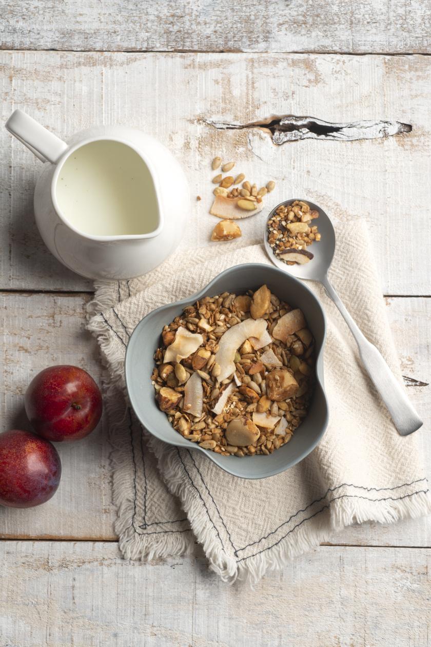 egészséges reggeli álló ok