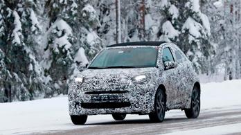 Kémfotókon a következő Toyota Aygo