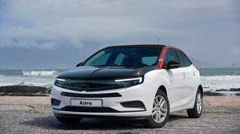 Még az idén megjöhet a következő Opel Astra