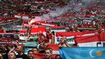 Csak hazai nézők lehetnek a labdarúgó-Eb csoportmérkőzésein