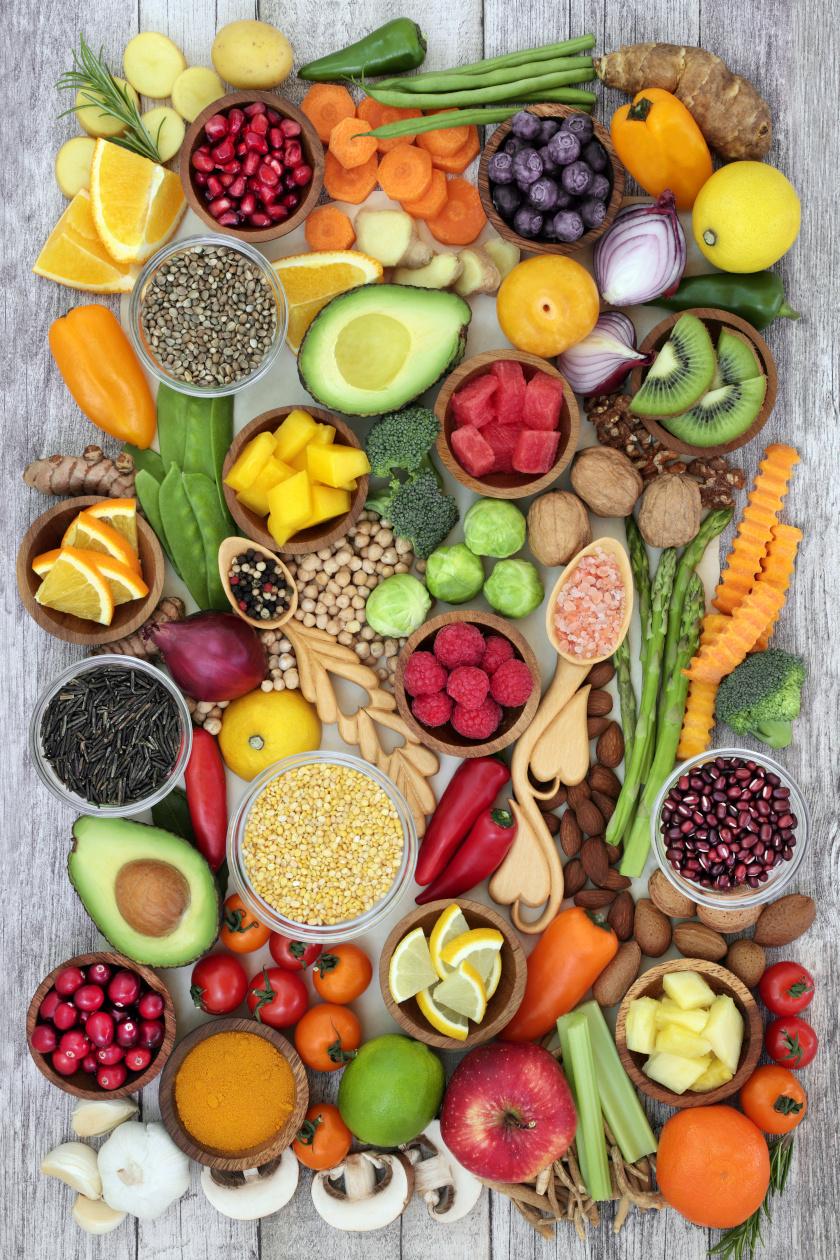 egészséges gyümik álló ok