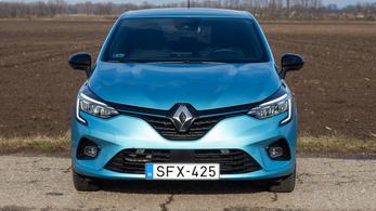 Teszt: Renault Clio E-tech